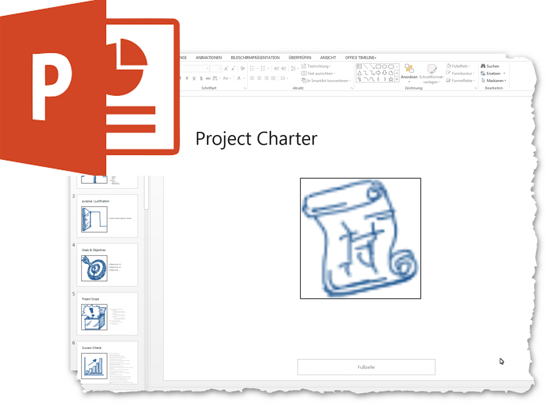 MP4PM Project Charter powerpoint