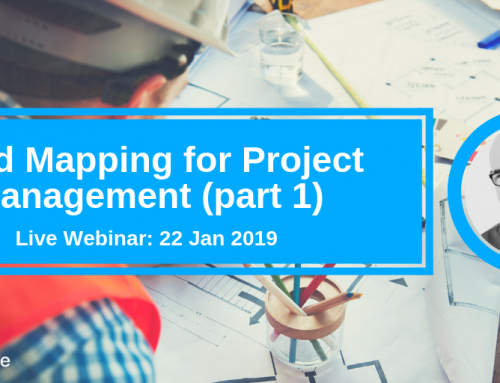 Mindmapping for Project Management – Part I (Free On-Demand Webinar)