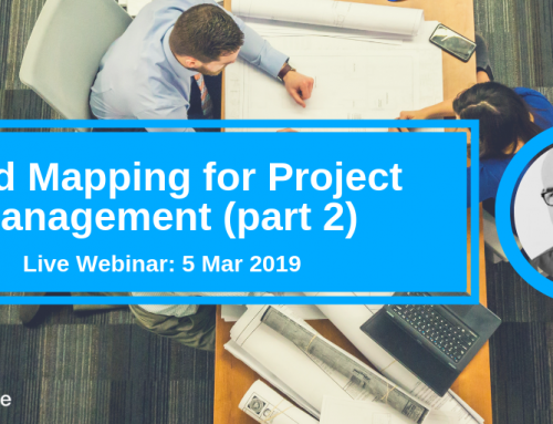 Mindmapping for Project Management – Part II (Free On-Demand Webinar)