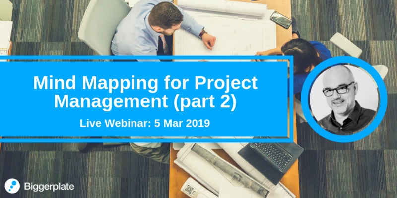 Mindmapping for Projectmanagement part 2 webinar