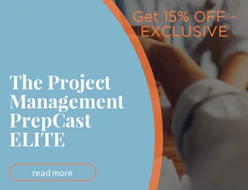 Get the ULTIMATE prep tools to become a PMP® before the CHANGE takes place! [and earn 15% OFF – EXCLUSIVE]