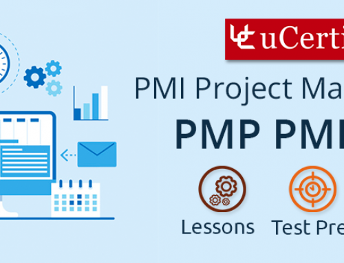 Become a PMP with uCertify's Online Resources